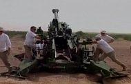 इंडियन आर्मी की ताकत बढ़ी, जैसलमेर में होवित्जर एम 777 तोपों का ट्रायल शुरू