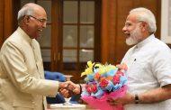 प्रधानमंत्री की मौजूदगी में 23 जून को नामांकन करेंगे रामनाथ कोविंद