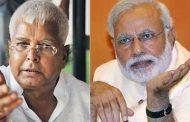 लालू ने मोदी कैबिनेट में चल रहे फेरबदल को लेकर PM पर किया वार