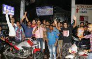 इंदौर वन-डे के टिकट लेने के लिए रात से लगी लाइन