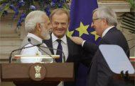 भारत-EU संघ ने सौर गठबंधन समेत तीन समझौतों पर किए हस्ताक्षर