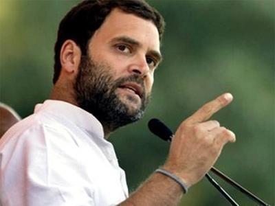राहुल गांधी ने भ्रष्टाचार और सुरक्षा पर मोदी को दी खुली बहस की चुनौती