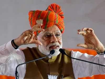 उमर के बयान पर पीएम मोदी का हमला- कहा मेरे रहते नहीं बन सकते दो प्रधानमंत्री