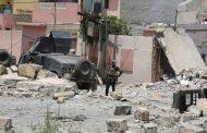 आईएस ने मोसुल की प्रसिद्ध नूरी मस्जिद को विस्फोट से उड़ाया